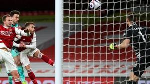 Diogo Jota scores Liverpool's opener