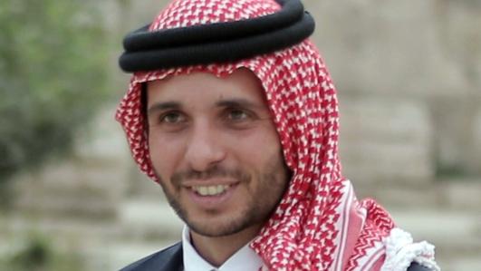 Half-brother of Jordan's king under 'house arrest'