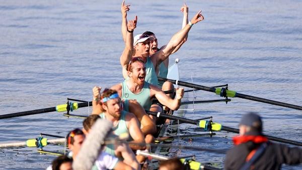 Cambridge win men and women's boat race