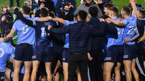 Dublin have won the last six All-Irelands in a row