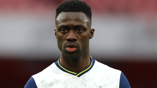 Davinson Sanchez revealed the abuse on his Instagram story