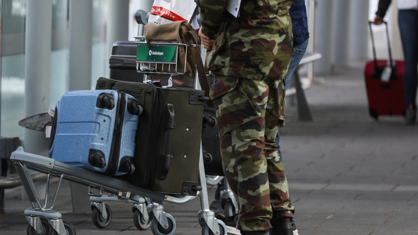 People arriving from listed countries are required to quarantine for 14 days (File pic: RollingNews.ie)
