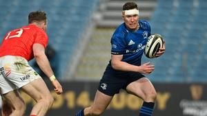 Rory O'Loughlin: 'I personally prefer to go straight back into a game'
