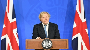 Boris Johnson said the planned reopening would take place next week