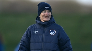 "Vera Pauw: ""It's all players who are eligible to play for Ireland, but some need to still make a choice."""