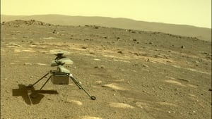 Ingenuity is due to take flight on Mars later this month