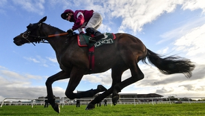 Tiger Roll was dominant in the Glenfarclas Cross-Country Chase