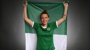 Claire O'Riordan is part of the squad for the two Ireland friendlies