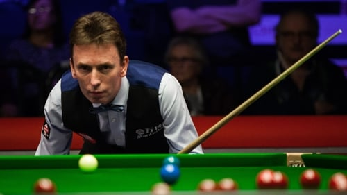 Ken Doherty enjoyed a fruitful day in Leicester
