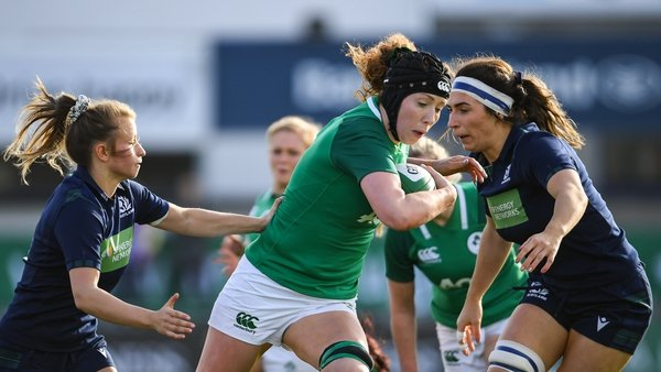 "Aoife McDermott: ""There's a great buzz around camp. We're itching to go"""