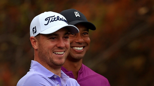 Justin Thomas says Tiger Woods will be missed at the 2021 Masters