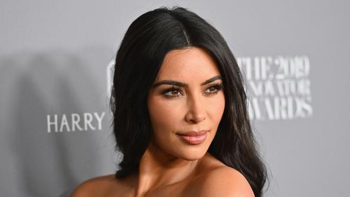 Kim Kardashian is among the female billionaires on the Forbes list