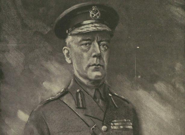 Century Ireland 202 - General Macready Photo: Illustrated London News [London, England], 31 July 1920