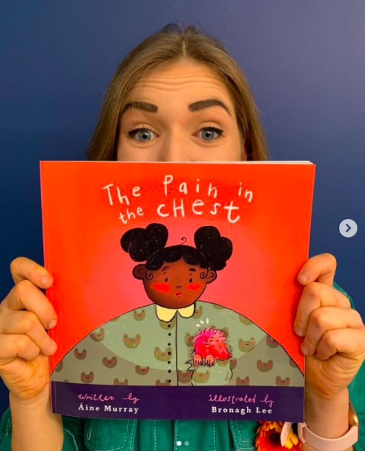 """""""The Pain in The Chest"""" - Children and Anxiety"""