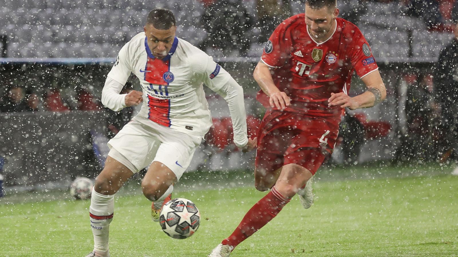 Advantage PSG after five-goal classic in Munich