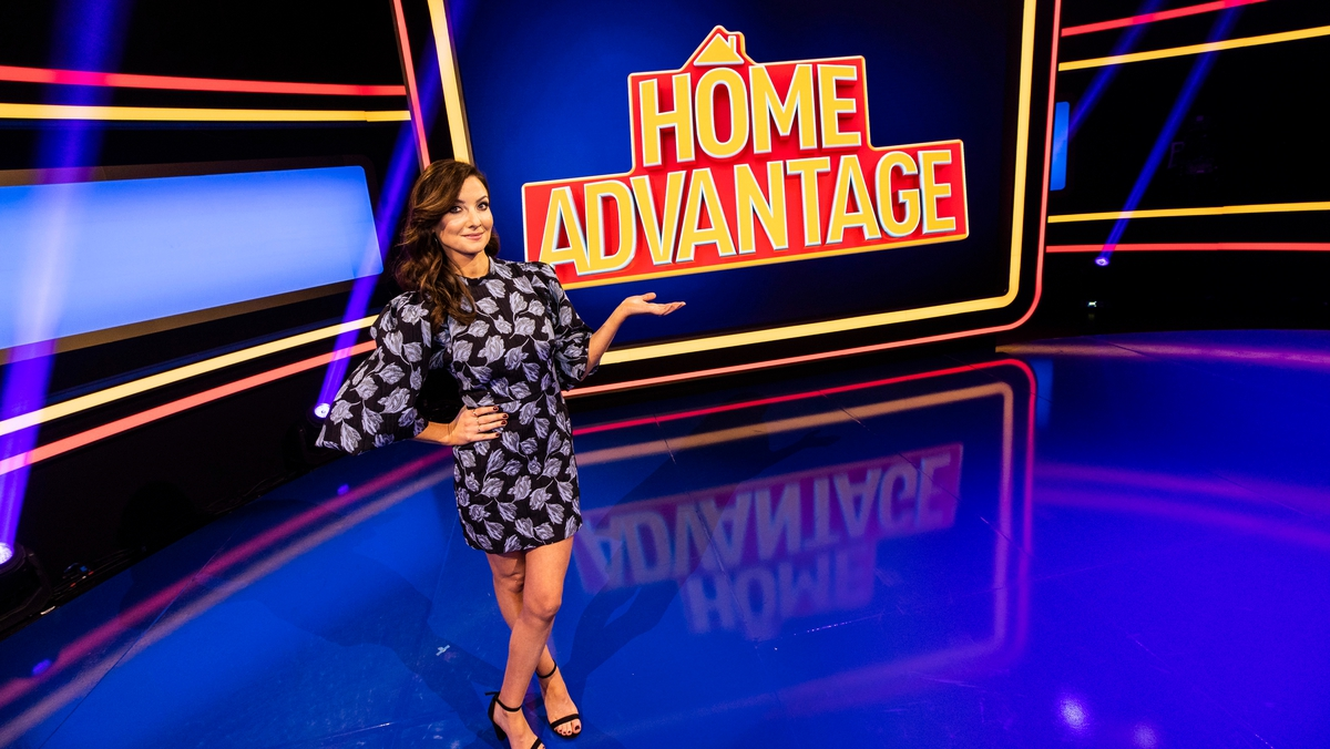 Home Advantage, Saturday at 8:30pm on RTÉ One