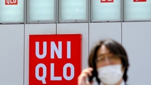 Uniqlo is expecting a stronger rebound in full-year operating profit driven by a solid performance in East Asian countries hit less hard by lockdowns