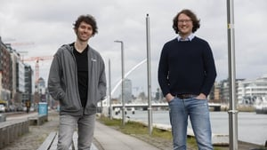 Tines founders Eoin Hinchy and Thomas Kinsella