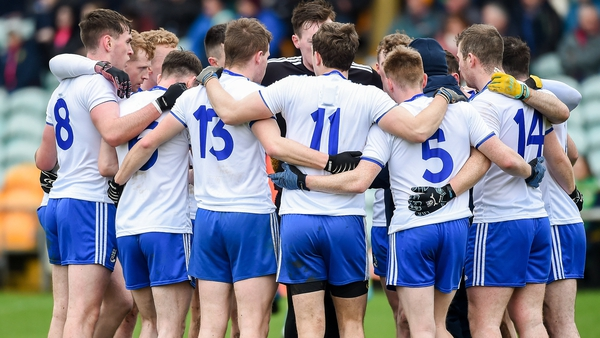 Monaghan players trained in breach of guidelines