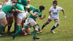 Ciara Griffin is expecting a big performance from Ireland this weekend