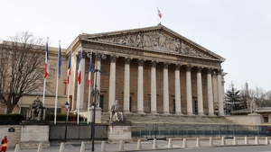 The bill went before the French parliament today