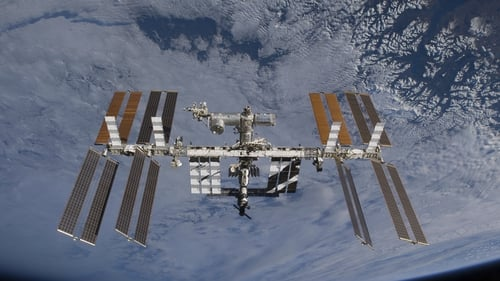 The Russian space agency said a smoke detector and an alarm were set off when batteries were being recharged overnight