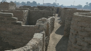 City dates to the reign of Amenhotep III