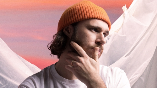 """James Vincent McMorrow: """"I'm not going into this show on Thursday thinking this is it, this is the grand reopening. I want it to be the start of a meaningful conversation so I'm hopeful as well as being realistic."""""""