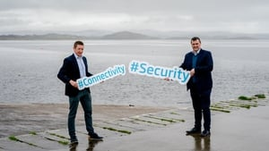 Fergal Meehan Head of Sales and Support, Public Sector at Paradyn and Sean Dunnion Project Leader Information Systems at Donegal County Council