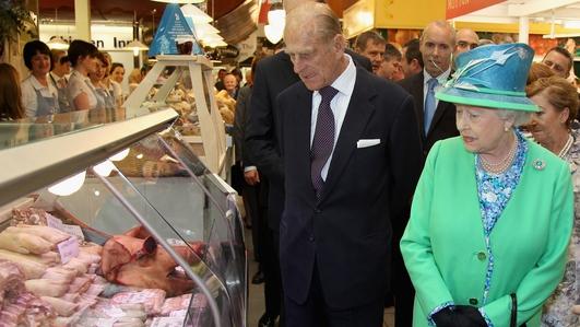 Death of Britain's Prince Philip