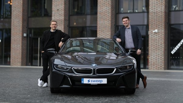 Sweep is a marketplace app for car sales