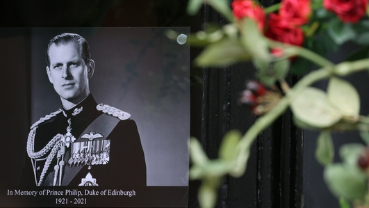 Final preparations for Prince Philip's funeral