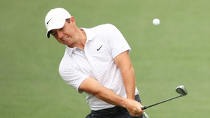 Rory McIlroy is not likely to be around for the weekend action