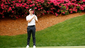 Rory McIlroy will not be playing over the weekend after missing the cut