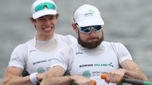 O'Donovan (R) and McCarthy raced an impressive semi-final