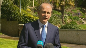 Micheál Martin said the virus 'has created huge challenges for all of us'