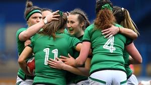 Ireland thumped Wales 45-0 last weekend