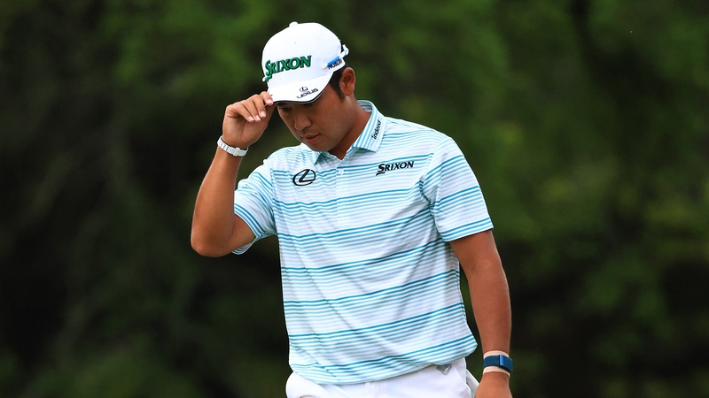 Matsuyama streaks clear in quest for historic Masters