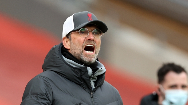 Klopp hopes Villa win gives Reds belief with Madrid due