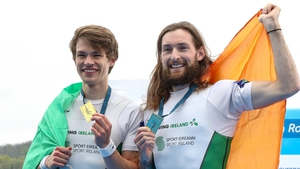 The Irish duo of Fintan McCarthy and Paul O'Donovan were dominant en route to victory