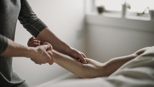 Physiotherapists say demand for their services is 'soaring'