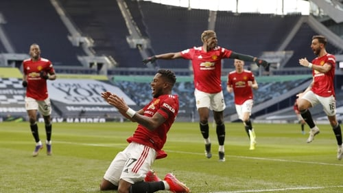United will have a hectic end to the campaign