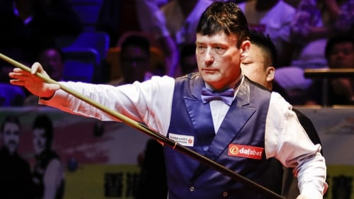 Jimmy White is a six-time Crucible runner-up