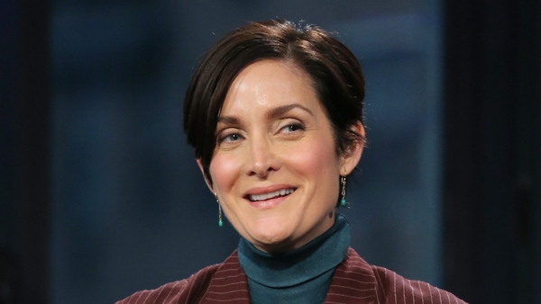 """Carrie-Anne Moss - """"I went from being a girl to the mother to beyond the mother"""""""