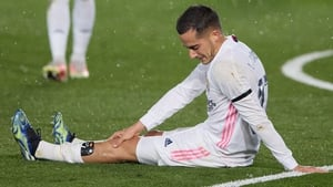 Lucas Vazquez misses Real Madrid's clash with Liverpool