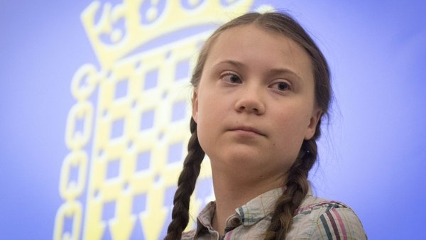 """Greta Thunberg: """"We can't take anything for granted"""""""