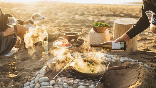 Malachy Duggan 'Camping Soul Food'