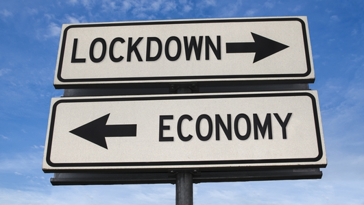 Will some businesses become insolvent due to the pandemic?
