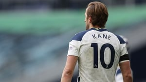 Harry Kane's future is far from clear at a Spurs side struggling to challenge for Champions League football next season