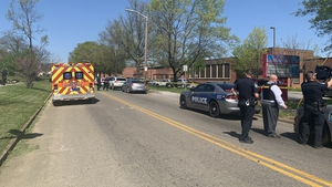 A picture from the scene